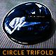 Circle Trifold Borchure 01: Corporate - GraphicRiver Item for Sale