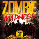 Zombie Madness Flyer - GraphicRiver Item for Sale