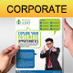 Multipurpose Corporate Flyer 54 - GraphicRiver Item for Sale