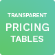 Transparent Pricing Tables - GraphicRiver Item for Sale