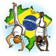 Brazilian Martial Art Capoeira - GraphicRiver Item for Sale