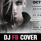 Event Party and Dj Facebook Cover Template - GraphicRiver Item for Sale