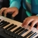 Hands Of The Musician Playing On a Synthesizer, An - VideoHive Item for Sale