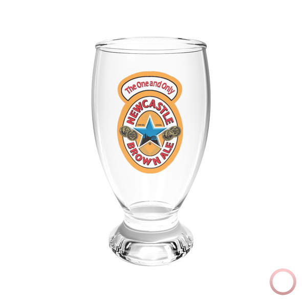 New Castle Beer Glass - 3DOcean Item for Sale