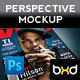 Perspective Mock-ups - GraphicRiver Item for Sale