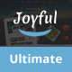 Joyful - Creative Multipurpose Joomla Template  - ThemeForest Item for Sale