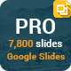 PRO Multipurpose Google Slides Presentation Templa - GraphicRiver Item for Sale