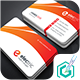 Business Card Bundle 2 in 1_Vol.25 - GraphicRiver Item for Sale