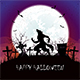Werewolf on Cemetery - GraphicRiver Item for Sale