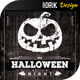 Halloween Night Vintage Flyer - GraphicRiver Item for Sale