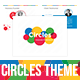 Circles Presentation Theme - GraphicRiver Item for Sale