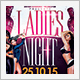 Ladies Night Out Party - GraphicRiver Item for Sale