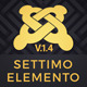 Settimo Elemento - Multi-Purpose Joomla Theme - ThemeForest Item for Sale