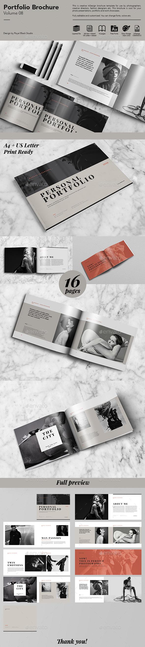 Portfolio Brochure Vol.8