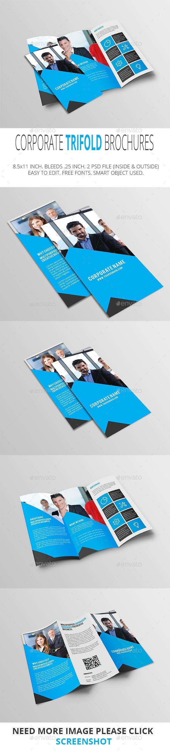 Corporate Tri-Fold Brochure V02
