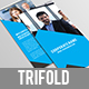 Corporate Tri-Fold Brochure V02 - GraphicRiver Item for Sale