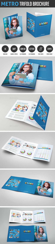 Metro Tri-fold Brochure