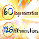 60 Quick Cartoon Logo Reveal Pack &128 Cartoon FX in 9 Packs - VideoHive Item for Sale