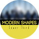 Modern Shapes Lower Third - VideoHive Item for Sale