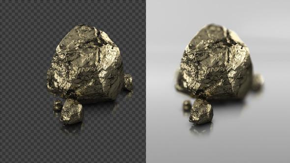 Raw Gold 01