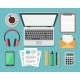 Business Work Flow Items And Gadgets - GraphicRiver Item for Sale