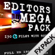 Editors Mega Pack - VideoHive Item for Sale