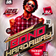 Concert Artist Flyer Konnekt - GraphicRiver Item for Sale
