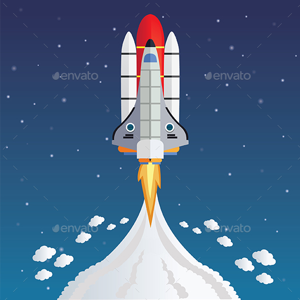 Start Up Rocket - Miscellaneous Conceptual