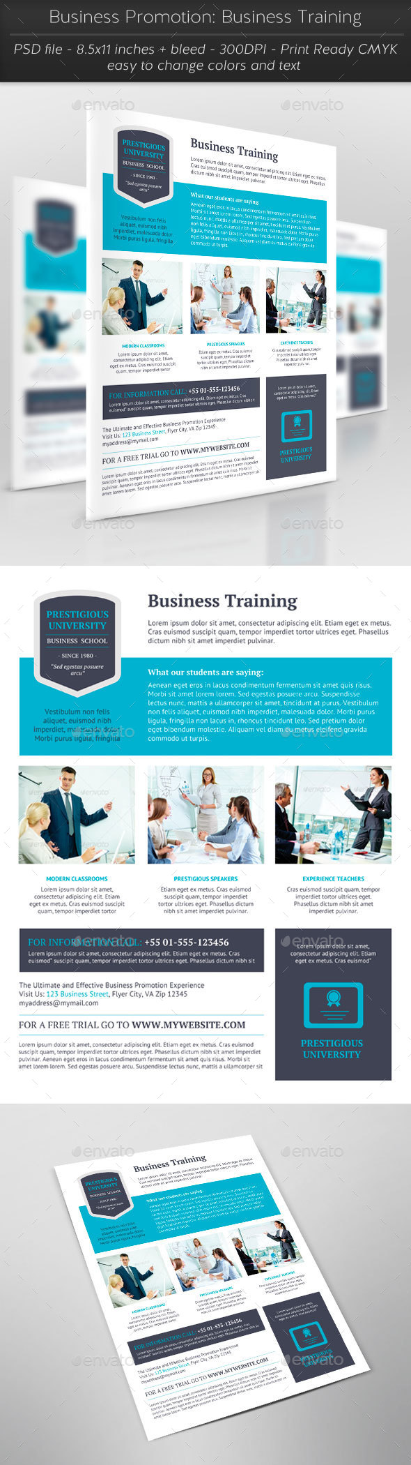 Business Promotion Business Training