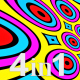 Colorful Neon Disco Tunnel (4-Pack) - VideoHive Item for Sale