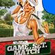 Game. Set. Match Tennis Flyer Template