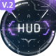 Quantum - HiTech HUD Creator Kit - GraphicRiver Item for Sale