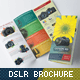 Digital Slr Camera Specifications Trifold Brochure - GraphicRiver Item for Sale