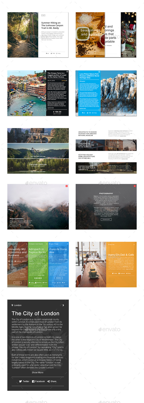 Banners - Miscellaneous Web Elements