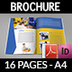 Cleaning Services Brochure Template - 16 Pages