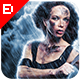 Rain Photoshop Action - GraphicRiver Item for Sale