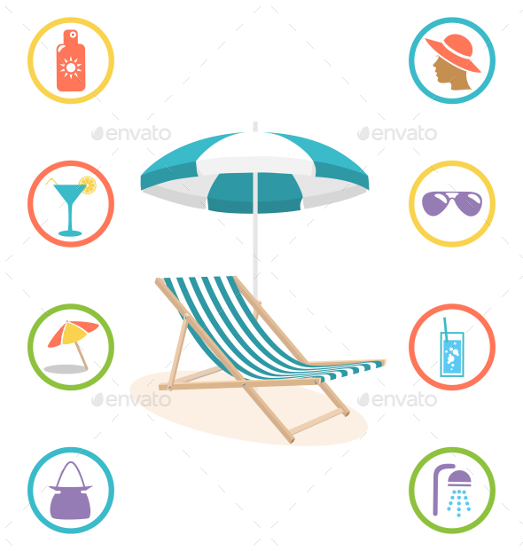 What You Need to Remember in Summertime. Info - Seasons/Holidays Conceptual