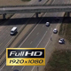 Aerial Footage Over Highway 10 - VideoHive Item for Sale