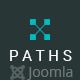 PATHS | Responsive Multi-purpose Joomla Template Nulled