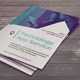 Bi-Fold Technology Brochure - GraphicRiver Item for Sale