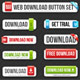 Download Web Button, Layered PSD, High Quality Set - GraphicRiver Item for Sale