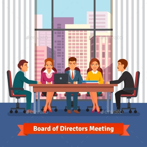 Directors Board Business Meeting - Concepts Business