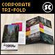 Modern Corporate Tri-fold - GraphicRiver Item for Sale