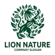 Lion Nature - GraphicRiver Item for Sale