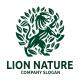 Lion Nature - GraphicRiver Item for Sale