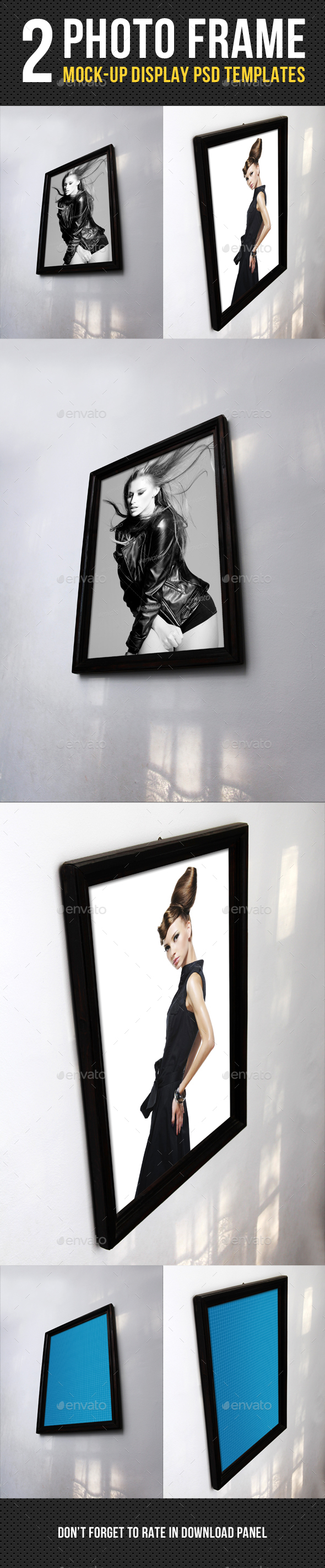 Photo Frame Mock-Up