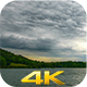Storm Clouds Over a Lake - VideoHive Item for Sale