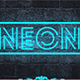 Neon Text Styles V2 - GraphicRiver Item for Sale