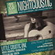 Acoustic Event Flyer / Poster Vol.11 - GraphicRiver Item for Sale