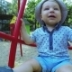 Child On Swing - VideoHive Item for Sale